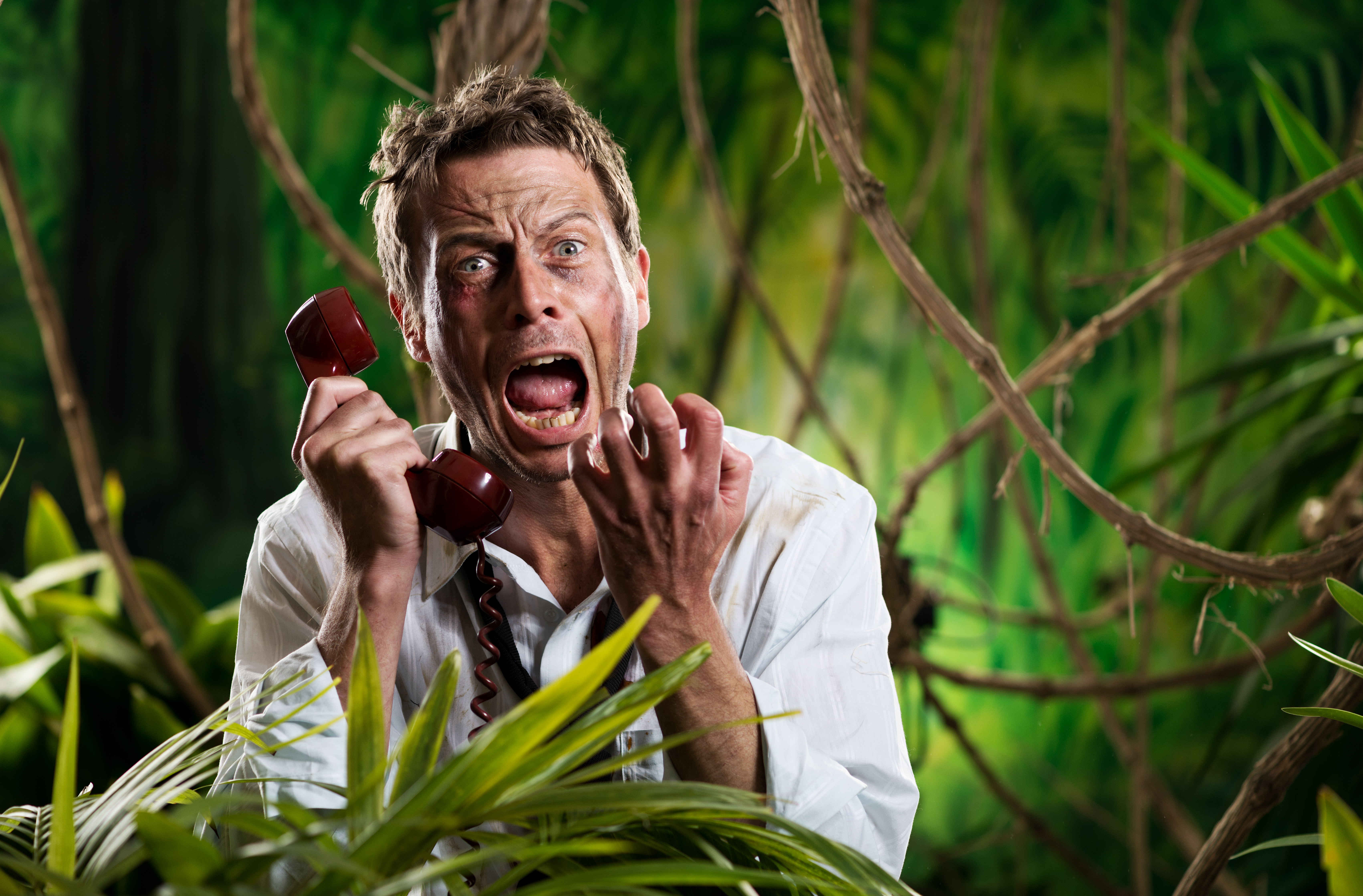 Man lost in PPI jungle.